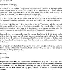 doc 585600 letter of cease and desist template u2013 cease and