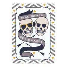 till death do us part invitations u0026 announcements zazzle