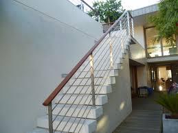 Timber Handrails And Balustrades Bar Balustrade Stallion Stainless