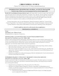 key account template resume key account manager exle fresh inspiration