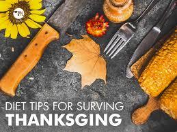 diet tips for surviving thanksgiving deliverlean