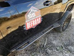 southern style offroad toyota tundra 4runner rock sliders