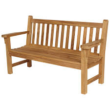 5ft Garden Bench Garden Benches Garden Seating John Lewis
