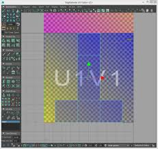 nightshade uv editor for maya free texturing scripts plugins