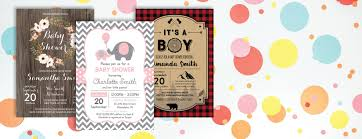 birthday invitations baby shower invitations party decors and