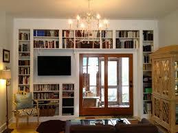 furniture enchanting modular bookshelves with dark wood flooring
