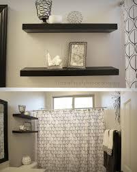 Idea For Bathroom Decor - black and white bathroom decor home decor ideas