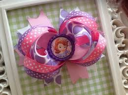 sofia the ribbon 33 best sofia the hair bows images on boutique