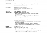 Best Accountant Resume by Great Job Resumes Part 10