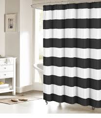 Shower Curtain Amazon Black And White Striped Shower Curtain Amazon Best Shower