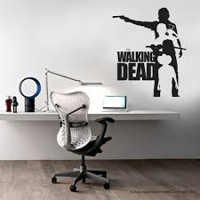 aliexpress com buy walking dead vinyl wall sticker walking dead aliexpress com buy walking dead vinyl wall sticker walking dead collection mural wall art sticker kids room cartoon pvc wall decal home decoration from