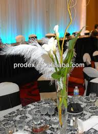 ostrich feather centerpiece ostrich feather centerpieces floral arrangements buy dried