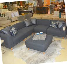 Gray Microfiber Sectional Sofa Gray Sectional Sofa Plus Also Gray Sectional Sofa Bed Plus Also
