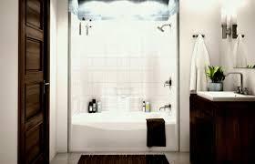 Bathroom Shower Units New Fiberglass Shower Stalls Matt And Jentry Home Design