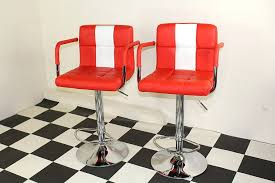 american diner bar stools beautiful american diner furniture 50s style retro bar stools chairs