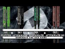 demarini aftermath comparison og flipper vs 13 aftermath vs 14 aftermath vs