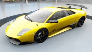 yellow lamborghini png lamborghini murciélago lp 670 4 sv forza motorsport wiki
