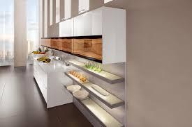 hängeschrank küche glas design einbauküche norina 9933 weiss glas nussbaum hochglanz lack