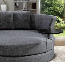 Circular Platform Bed by Adustable Circular Sofa Vg643 Fabric Sofas