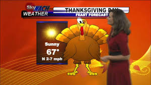 columbia thanksgiving weather and travel
