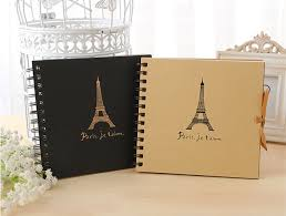 wedding albums for sale hot sale kraft and white paper photo albums scrapbook paper home