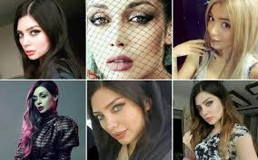 news iran iranian models arrested and forced to give self criticism