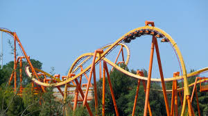 Six Flags Magic Mountain Fire Counting Down My Top 10 Roller Coasters U2013 Life The Universe And