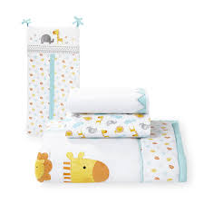 Safari Nursery Bedding Sets by Koala Baby 4 Piece Safari Crib Bedding Set Babies