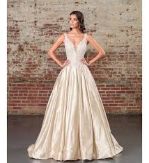 wedding dress necklines wedding dresses with plunging necklines 17 sultry styles