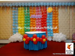 Images Of Birthday Decoration At Home Birthday Celebration Decoration Picture Home Decorating Of Party