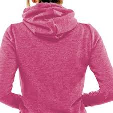 cutiefox women u0027s pullover hoodie funnel neck pocket long sleeve