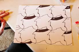 artteajannell tessellations m c escher