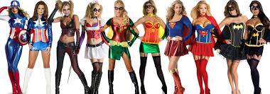 Female Superhero Costume Ideas Halloween Halloween Costume Ideas Superheroes Halloween Comstume