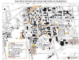 Princeton Housing Floor Plans by 25th Reunion Campus Parking