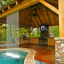 reasons why an outdoor fireplace adds value to your home mid