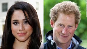 harry and meghan markle prince harry u0026 meghan markle kiss and cnn