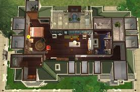 mod the sims schinasi mansion june u0027s house neal u0027s apt in