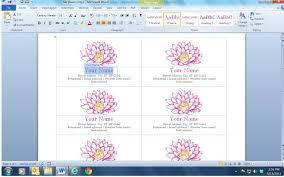creating a title page scroll office word template christmas titl