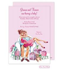 Couple S Shower Invitations Baby Shower Invitations For Couples Iidaemilia Com