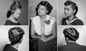 hair styles for black women age 44 hairstyles worn by african american women in the 40s 50s and 60s