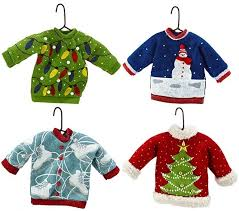 retrofestive ca sweater ornament set 32 99 http