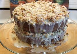 coconut pecan frosting recipe for german chocolate cake