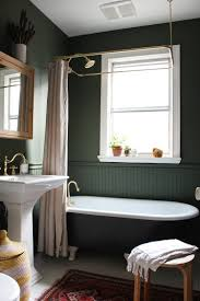 images of small bathrooms with clawfoot tubs farm house style