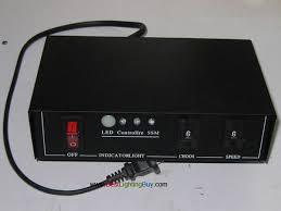 rgb led light controller high output rgb controller for 120 volt ac rgb led light strip jpg
