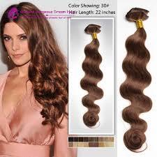 24 In Human Hair Extensions by Aliexpress Com Buy 14 16 18 20 22 22 24inch Light Auburn Wavy
