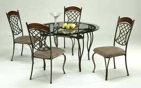 36 inch round tempered glass table top 36 inch round dining table iron wood 36 round glass table top shop