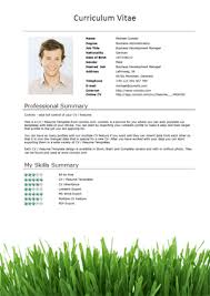 free cv templates u2013 grass short u2013 download u2013 comoto