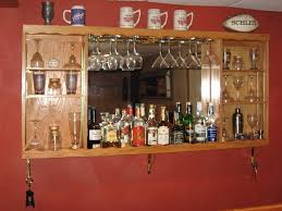 Mirror With Shelves by Create Your Own Back Bar Mirror With Shelves In Back Bar Mirror