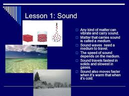 What Travels Faster Light Or Sound Sound And Light Chapter Ppt Video Online Download