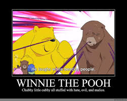 Pooh Meme - winnie the pooh anime meme com